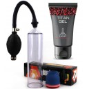 Pack Titan Gel + Bomba Handsome Up